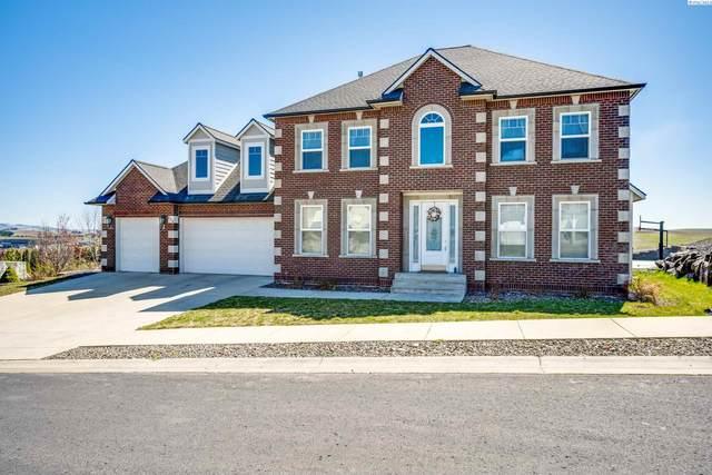 235 SW Prairie Ct, Pullman, WA 99163 (MLS #253086) :: Beasley Realty