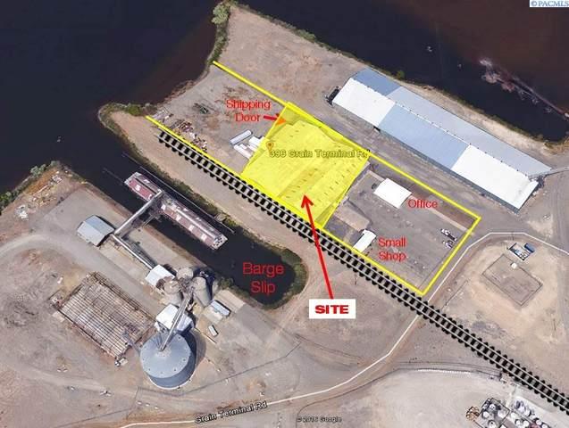 396 Grain Terminal Road, Burbank, WA 99323 (MLS #253090) :: Shane Family Realty