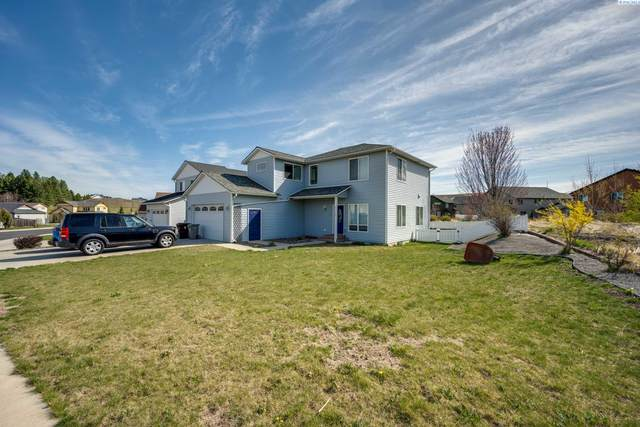 1125 SW Marcia, Pullman, WA 99163 (MLS #253107) :: Results Realty Group