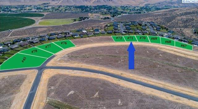 Lot 71 Furlong, Kennewick, WA 99338 (MLS #253128) :: Premier Solutions Realty