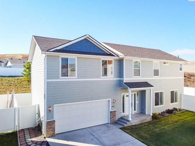 1467 SW Snowberry Lane, Pullman, WA 99163 (MLS #253130) :: Beasley Realty