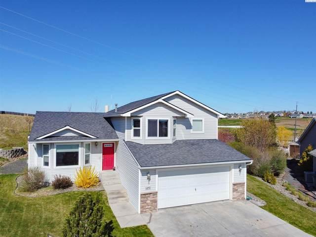 1270 SW Latour Peak St, Pullman, WA 99163 (MLS #253155) :: Results Realty Group