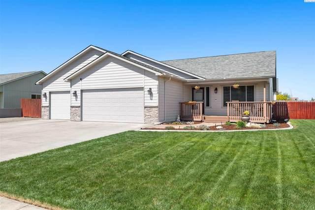 5402 Seahawk Drive, West Richland, WA 99353 (MLS #253180) :: Story Real Estate