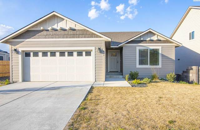 419 E 34th Ct, Kennewick, WA 99337 (MLS #253229) :: Tri-Cities Life