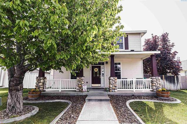 4707 Arabian Lane, Pasco, WA 99301 (MLS #253404) :: Columbia Basin Home Group