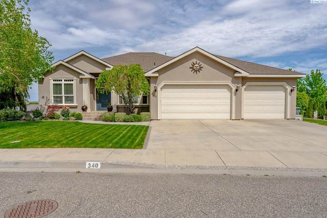 340 Falconridge Street, Richland, WA 99354 (MLS #253409) :: Premier Solutions Realty