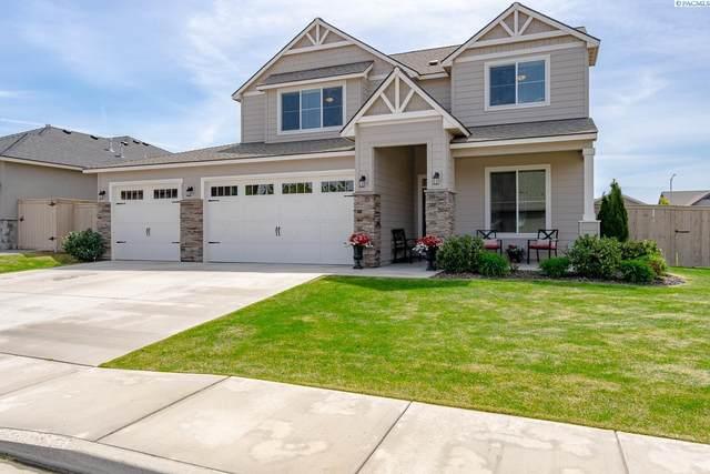 2262 Coppercreek Street, Richland, WA 99354 (MLS #253422) :: Premier Solutions Realty