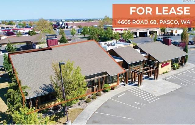 4605 Road 68, Pasco, WA 99301 (MLS #253448) :: Dallas Green Team