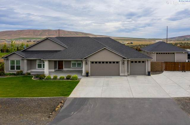 5101 Coulee Vista Drive, Kennewick, WA 99338 (MLS #253487) :: Shane Family Realty