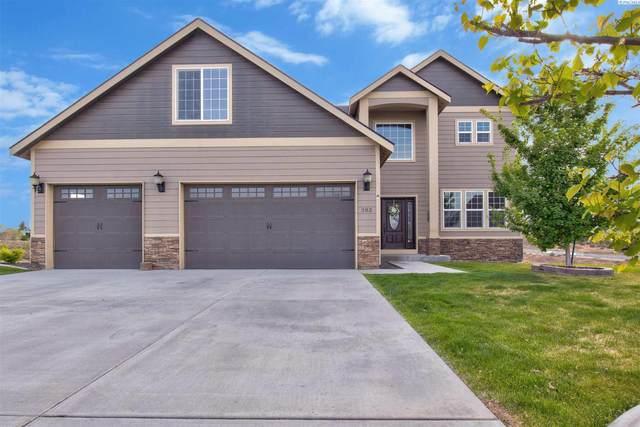 283 Canyon Rim Ct, Richland, WA 99352 (MLS #253488) :: Premier Solutions Realty