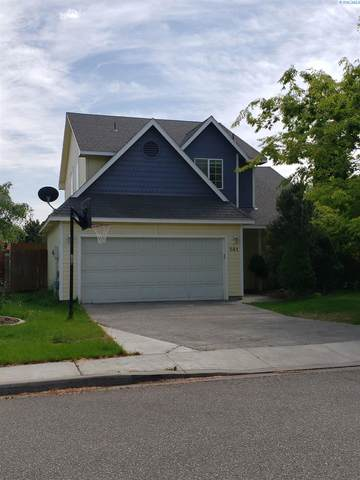 141 Bremmer Street, Richland, WA 99352 (MLS #253502) :: Dallas Green Team