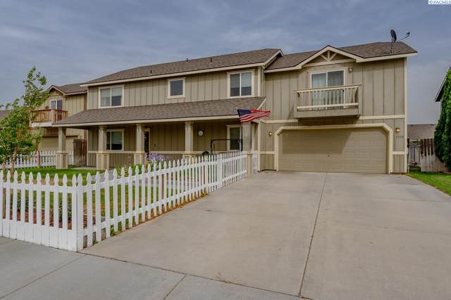 5709 Washougal Ln., Pasco, WA 99301 (MLS #253513) :: Dallas Green Team