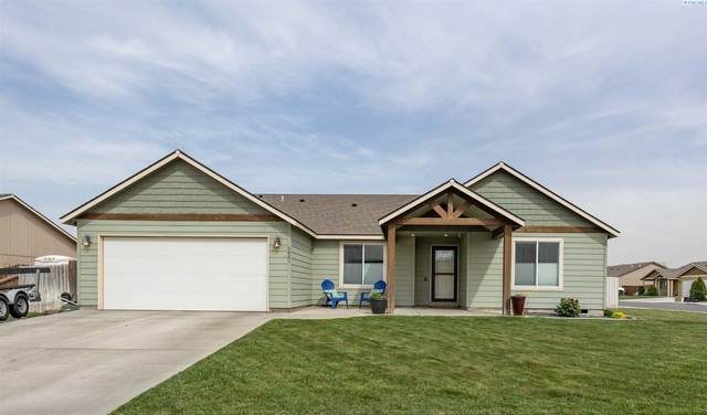 6005 Wildcat Lane, Pasco, WA 99301 (MLS #253515) :: Dallas Green Team