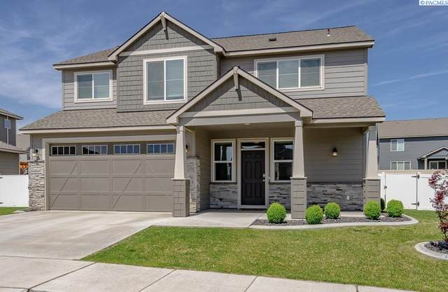4850 Barbera St., Richland, WA 99352 (MLS #253519) :: The Phipps Team