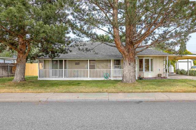 1118 Cottonwood, Richland, WA 99354 (MLS #253531) :: The Phipps Team