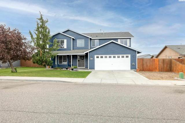 8108 Spieden Dr., Pasco, WA 99301 (MLS #253542) :: Dallas Green Team