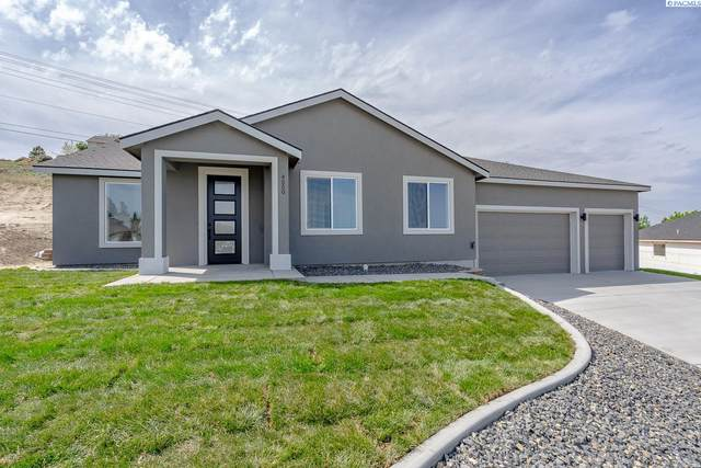 4550 King Ct, West Richland, WA 99353 (MLS #253552) :: Premier Solutions Realty
