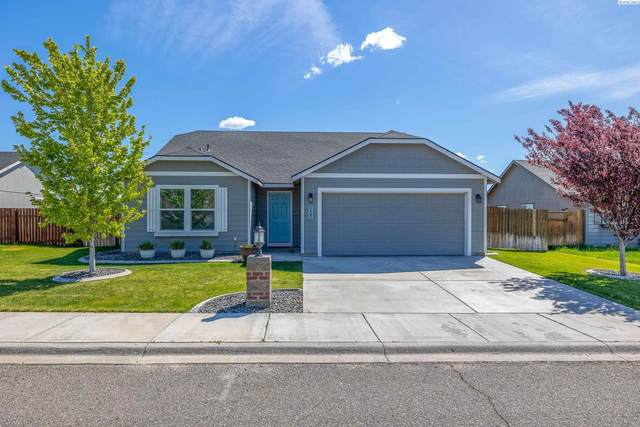 855 S Wyoming Street, Kennewick, WA 99336 (MLS #253554) :: Dallas Green Team