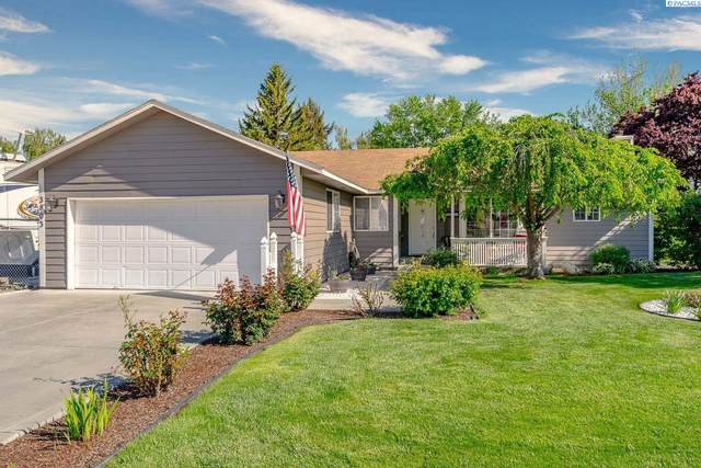 3803 W Sylvester, Pasco, WA 99301 (MLS #253570) :: Premier Solutions Realty