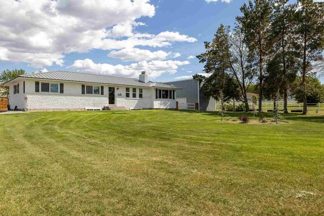 108605 E Badger Rd., Kennewick, WA 99338 (MLS #253584) :: Columbia Basin Home Group