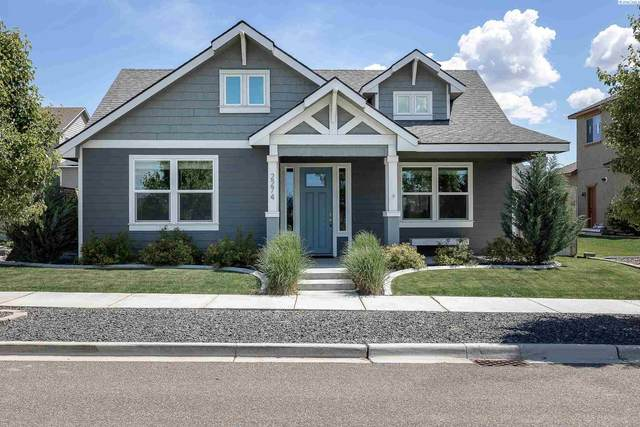 2274 Daphne Ave, Richland, WA 99352 (MLS #253646) :: Premier Solutions Realty