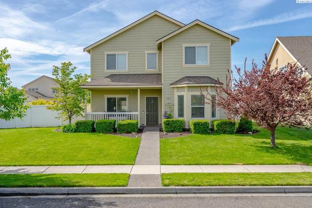 541 Fort St., Richland, WA 99352 (MLS #253688) :: Beasley Realty