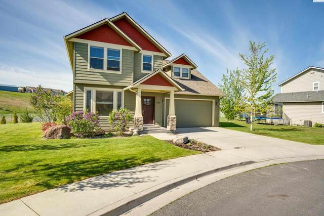 665 NW Valley View Dr, Pullman, WA 99163 (MLS #253732) :: Beasley Realty