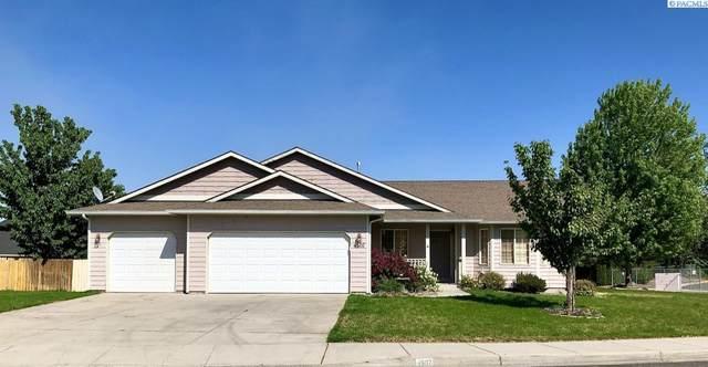 4607 Santa Fe Lane, Pasco, WA 99301 (MLS #253740) :: Story Real Estate