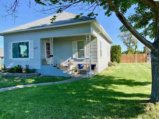 1639 Portland Ave, Walla Walla, WA 99362 (MLS #253755) :: Beasley Realty