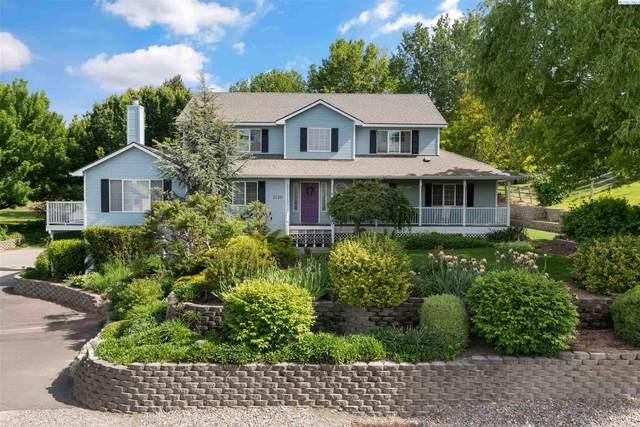 1126 Bridle Drive, Richland, WA 99352 (MLS #253778) :: Story Real Estate