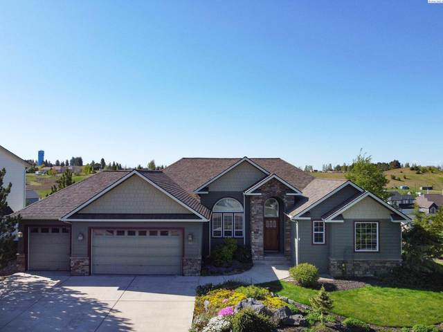 815 NW Palouse View, Pullman, WA 99163 (MLS #253819) :: The Phipps Team