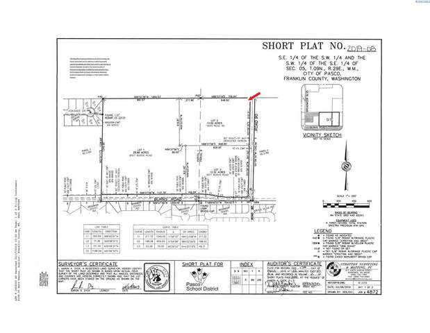 6600 Road 90, Pasco, WA 99301 (MLS #253963) :: Tri-Cities Life