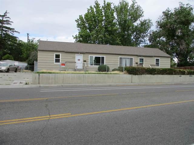 1209/11 Stevens Drive, Richland, WA 99352 (MLS #253990) :: Beasley Realty