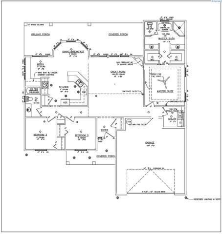 Lot 9 Thunder Rd, Benton City, WA 99320 (MLS #254204) :: The Phipps Team