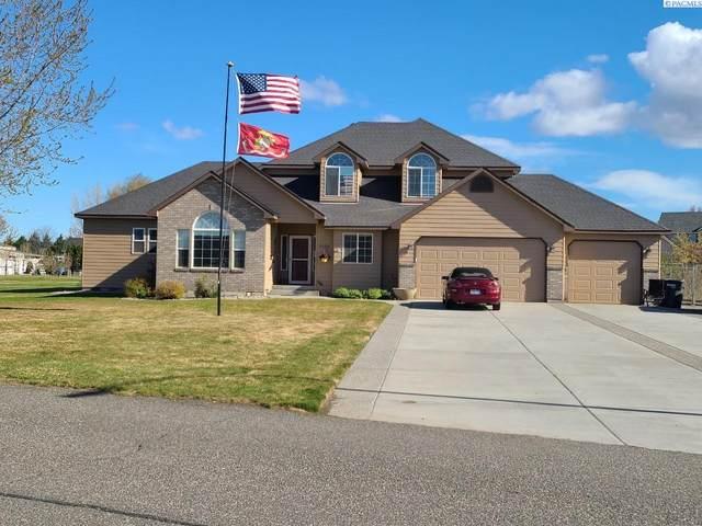 3302 Mount Daniel Drive, West Richland, WA 99353 (MLS #254238) :: Tri-Cities Life