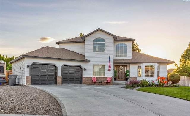 2308 S Cleveland St, Kennewick, WA 99338 (MLS #254284) :: The Phipps Team