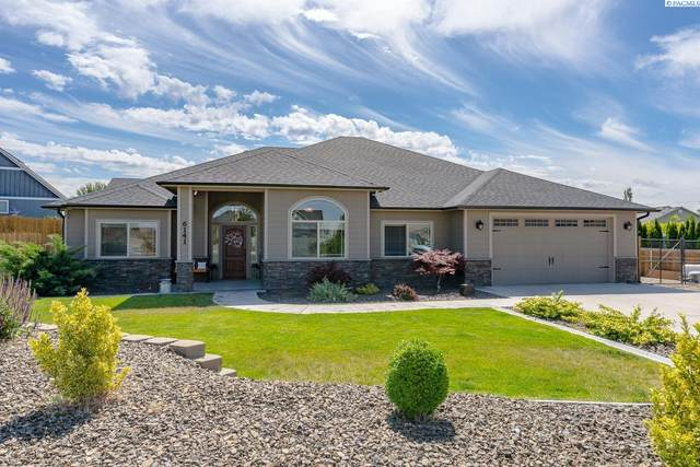 6141 Collins Rd, West Richland, WA 99353 (MLS #254291) :: Tri-Cities Life