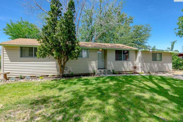511 N Jefferson, Kennewick, WA 99337 (MLS #254294) :: Shane Family Realty