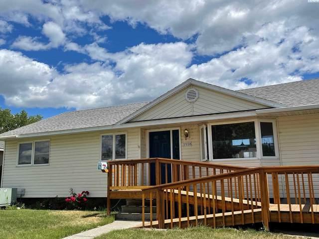 1938 Everest Ave, Richland, WA 99354 (MLS #254339) :: Shane Family Realty