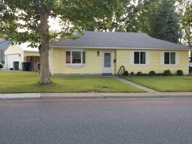 1517 Birch Ave., Richland, WA 99352 (MLS #254347) :: Shane Family Realty