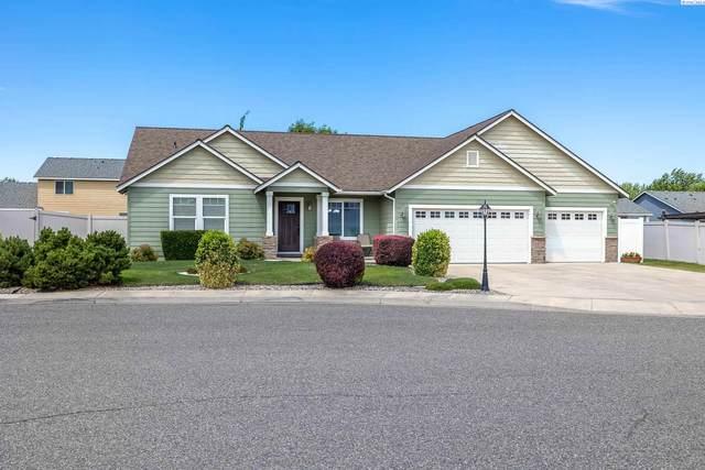 3908 S Palouse Place, Kennewick, WA 99337 (MLS #254348) :: Shane Family Realty