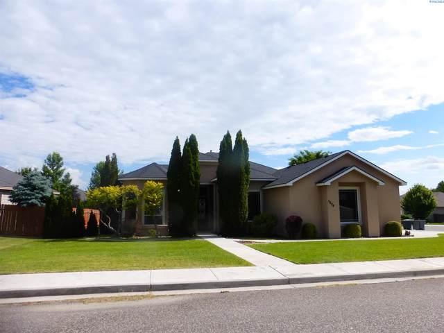 3604 Nottingham Drive, Richland, WA 99352 (MLS #254372) :: Premier Solutions Realty