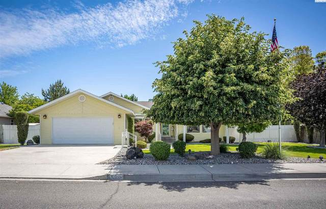 1406 Canyon Ave, Richland, WA 99352 (MLS #254374) :: The Phipps Team