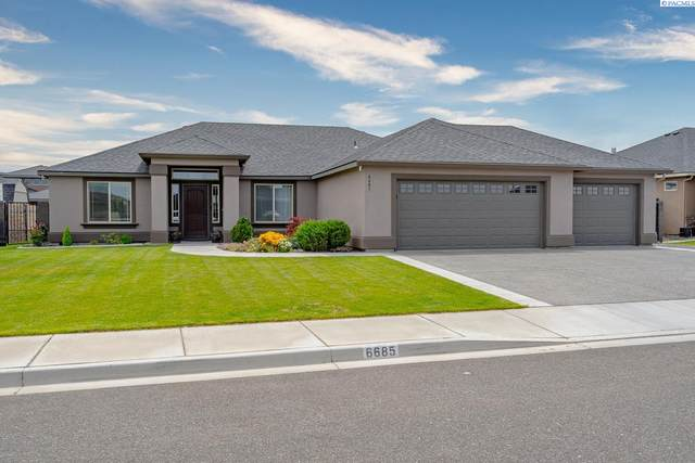 6685 Marble St, West Richland, WA 99353 (MLS #254378) :: Tri-Cities Life