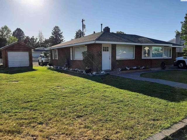 501 N Hartford St, Kennewick, WA 99336 (MLS #254414) :: Story Real Estate