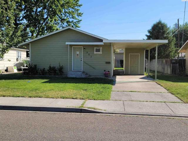 902 E 6th Ave, Kennewick, WA 99336 (MLS #254436) :: The Phipps Team