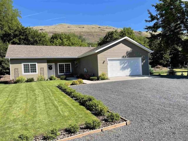 1707 N Oak St., Colfax, WA 99111 (MLS #254454) :: Cramer Real Estate Group