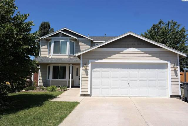 9215 Oliver Dr., Pasco, WA 99301 (MLS #254456) :: Community Real Estate Group