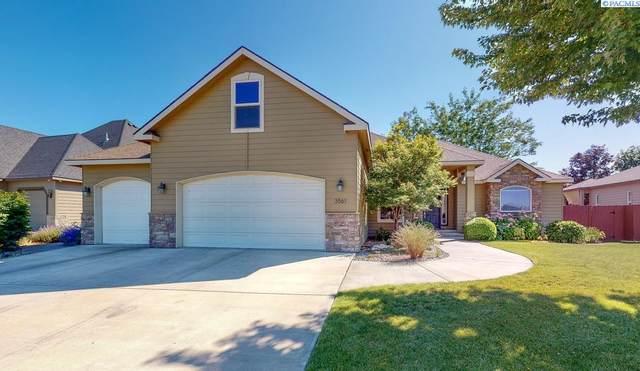 3561 Hanstead Street, Richland, WA 99352 (MLS #254458) :: Premier Solutions Realty