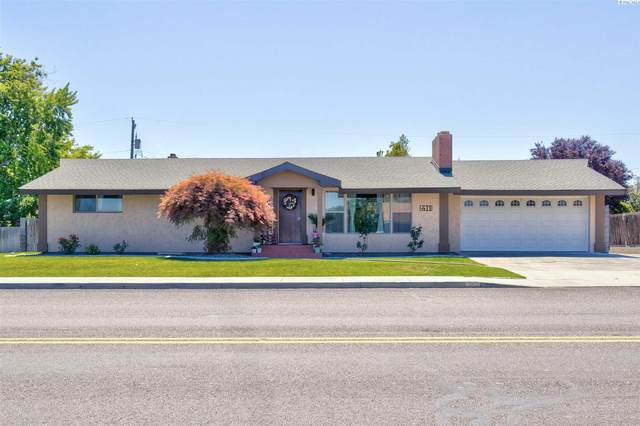 411 W 27th Ave, Kennewick, WA 99337 (MLS #254459) :: Premier Solutions Realty